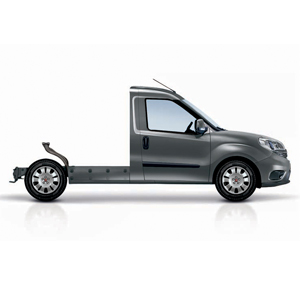 CHASSIS CAB WITH LOAD PLATFORM