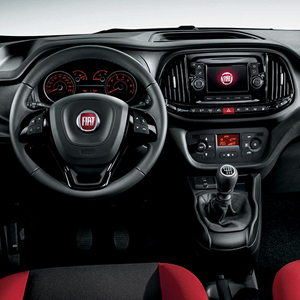 FUNCTIONAL INTERIOR, THE COMFORT OF A SALOON