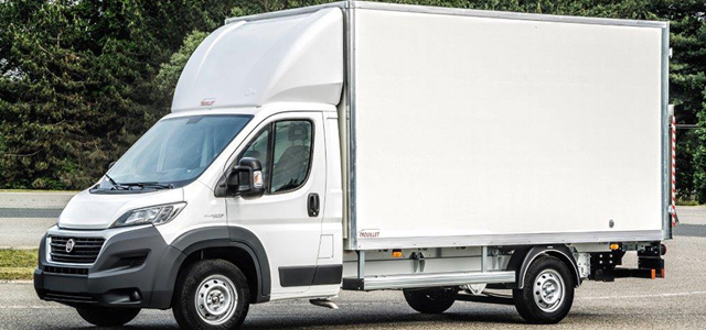 THE DUCATO CHASSIS CAB