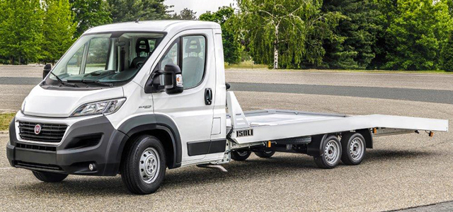 THE DUCATO CAN BE FITTED