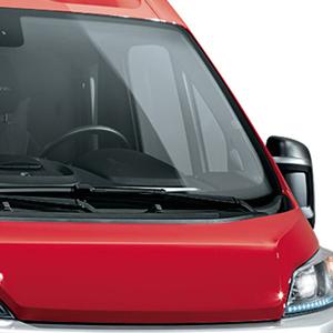 Reflective windscreen