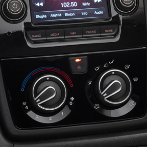 ON-BOARD CLIMATE CONTROL