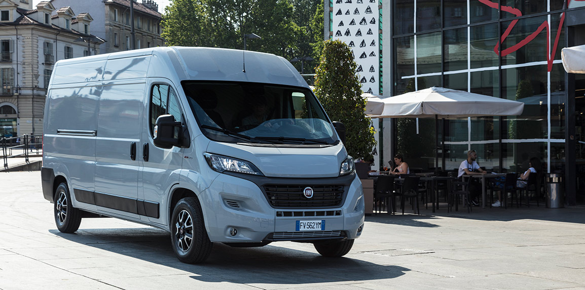 The best Ducato ever is available in Fiat and Fiat Professional dealerships
